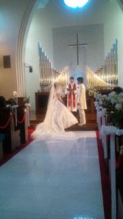 ご結婚おめでとう…