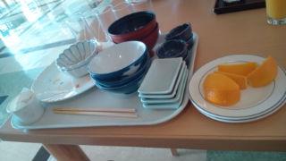 ガッツリ朝食…