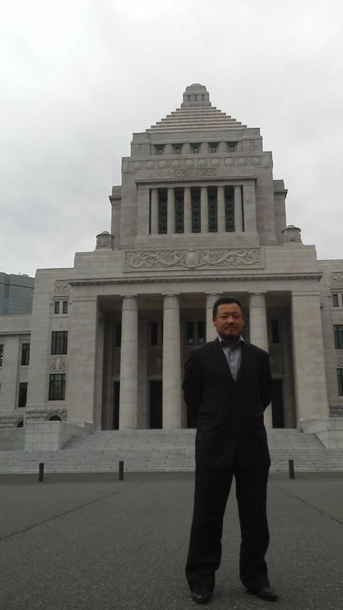 初の議員会館…