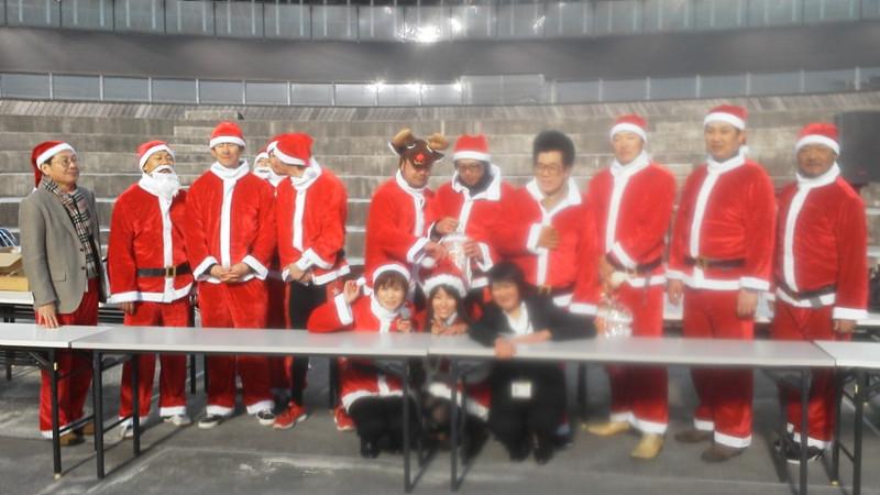クリスマスイベント終了…