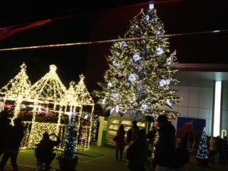 メリークリスマス…