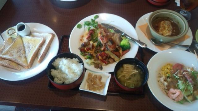 本日の昼食…