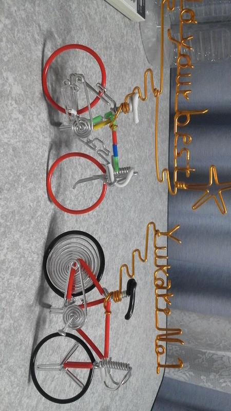 yukari 針金細工